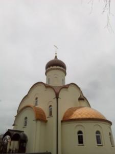 Введенский храм в п.Зверосовхоз